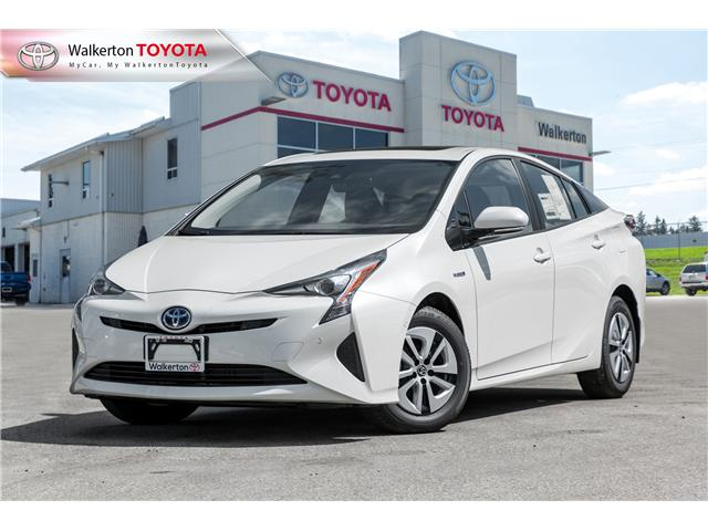 2018 Toyota Prius Technology (Stk: 18332) in Walkerton - Image 1 of 10