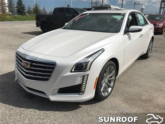 2019 Cadillac CTS 3.6L Luxury (Stk: 0101593) in Newmarket - Image 1 of 19