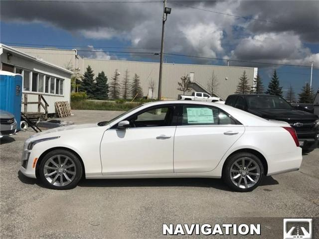 2019 Cadillac CTS 3.6L Luxury (Stk: 0101593) in Newmarket - Image 2 of 19