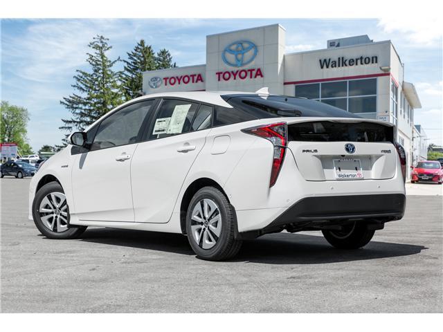 2018 Toyota Prius Technology (Stk: 18332) in Walkerton - Image 4 of 10