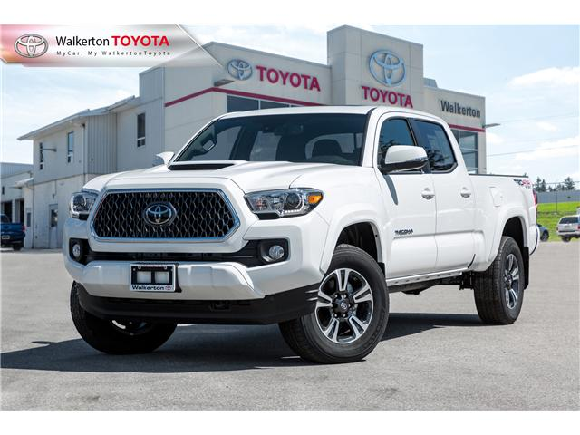 2018 Toyota Tacoma SR5 (Stk: 18349) in Walkerton - Image 1 of 10