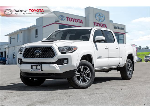 2018 Toyota Tacoma SR5 (Stk: 18384) in Walkerton - Image 1 of 10