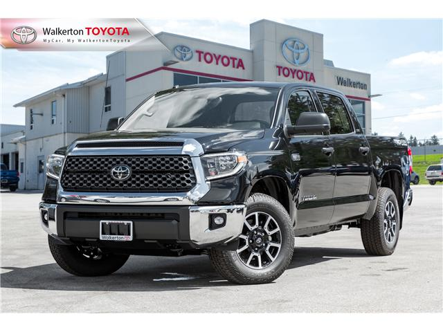 2018 Toyota Tundra SR5 Plus 5.7L V8 (Stk: 18440) in Walkerton - Image 1 of 10