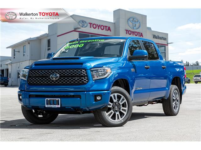 2018 Toyota Tundra SR5 Plus 5.7L V8 (Stk: 18448) in Walkerton - Image 1 of 10