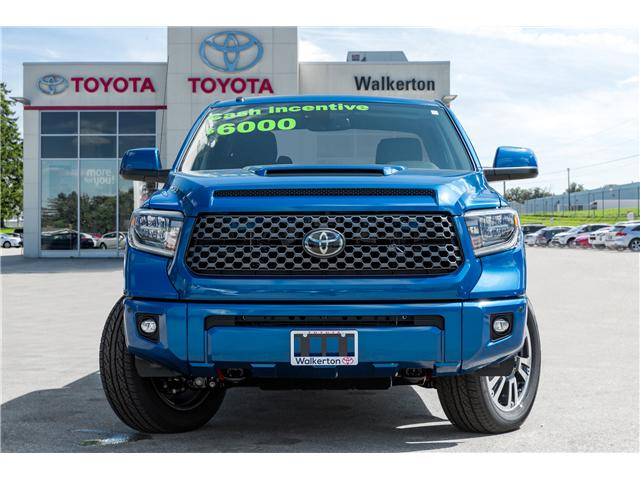 2018 Toyota Tundra SR5 Plus 5.7L V8 (Stk: 18448) in Walkerton - Image 2 of 10
