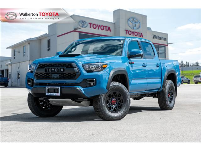 2018 Toyota Tacoma TRD Off Road (Stk: 18463) in Walkerton - Image 1 of 12