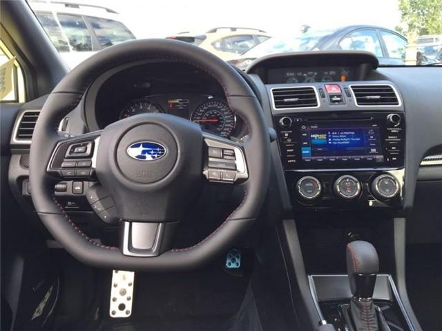 2019 Subaru WRX Sport-tech CVT (Stk: 32079) in RICHMOND HILL - Image 12 of 19