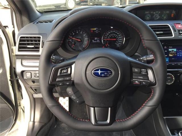2019 Subaru WRX Sport-tech CVT (Stk: 32079) in RICHMOND HILL - Image 14 of 19