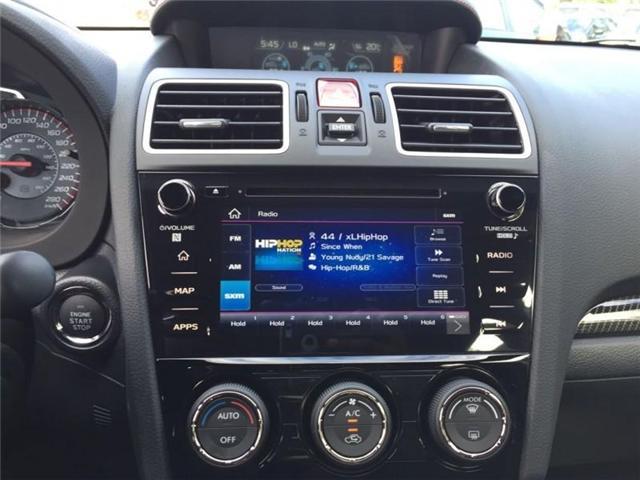2019 Subaru WRX Sport-tech CVT (Stk: 32079) in RICHMOND HILL - Image 15 of 19