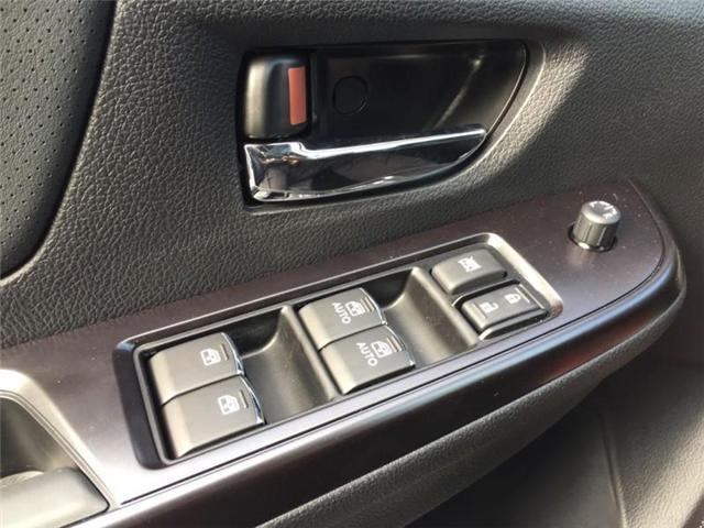 2019 Subaru WRX Sport-tech CVT (Stk: 32079) in RICHMOND HILL - Image 17 of 19