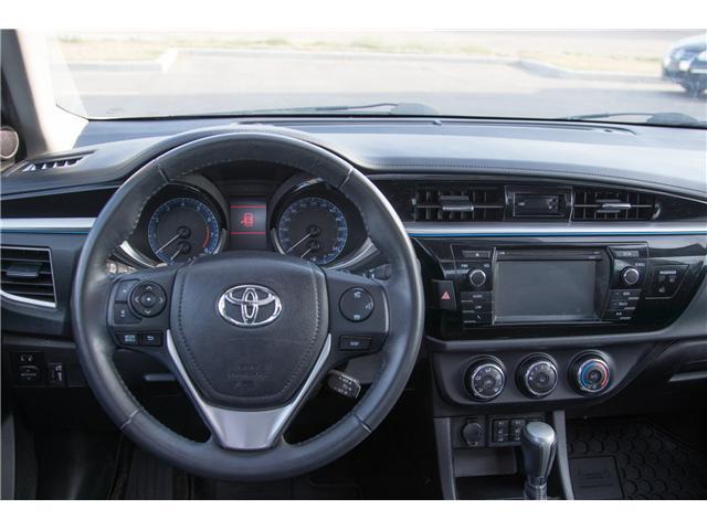 2014 Toyota Corolla S (Stk: P318) in Brandon - Image 7 of 10