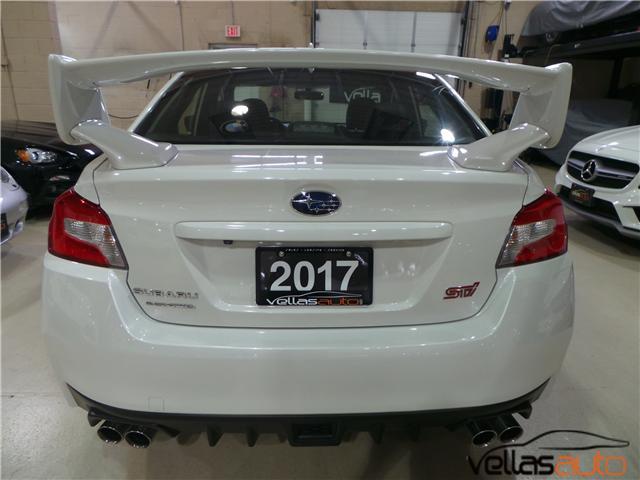2017 Subaru WRX STI  (Stk: NP6395) in Vaughan - Image 6 of 27
