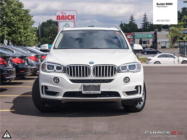 2014 BMW X5 35i (Stk: T24988PA) in Hamilton - Image 2 of 27