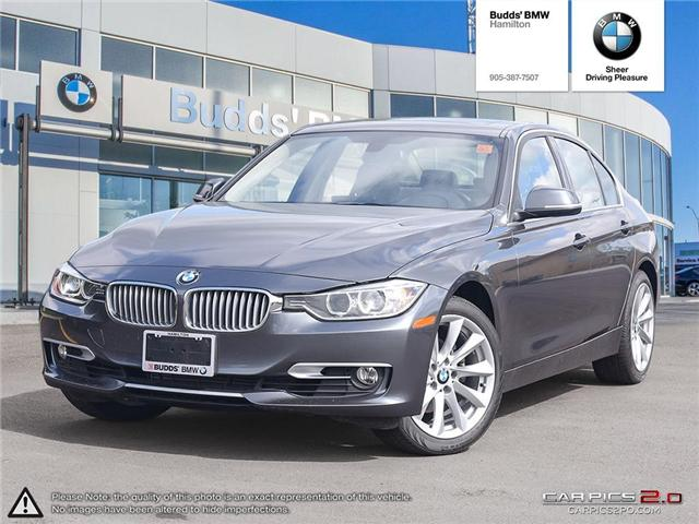 2014 BMW 328i xDrive (Stk: DH3104) in Hamilton - Image 1 of 27