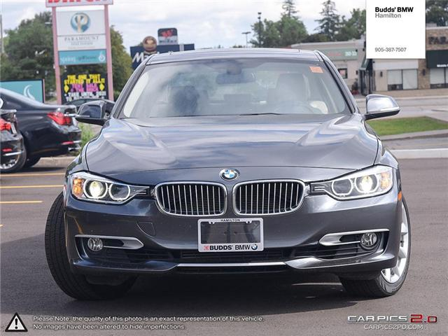 2014 BMW 328i xDrive (Stk: DH3104) in Hamilton - Image 2 of 27