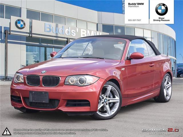 2008 BMW 135 i (Stk: T25797A) in Hamilton - Image 1 of 27
