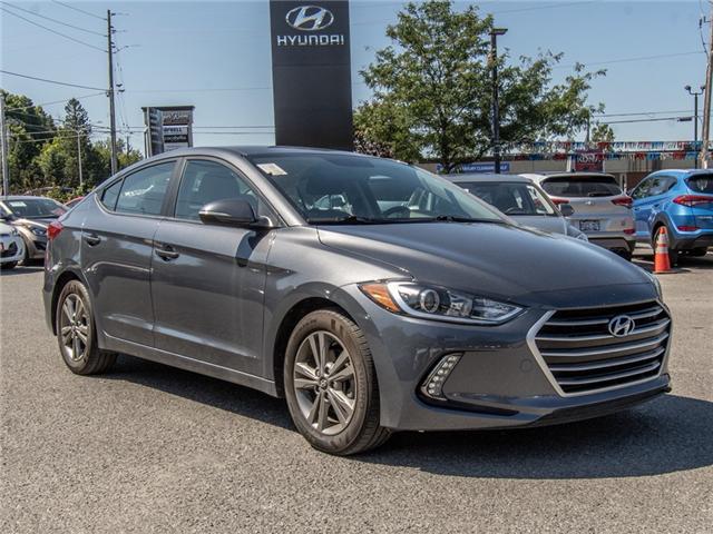 2017 Hyundai Elantra GL (Stk: P3196) in Ottawa - Image 1 of 9