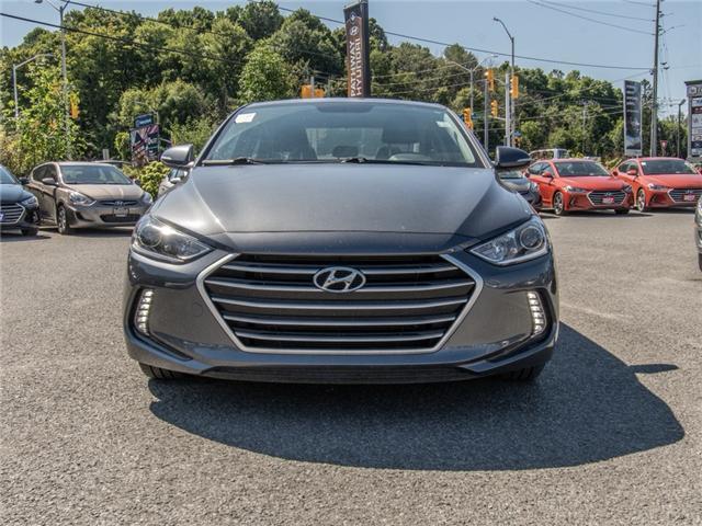 2017 Hyundai Elantra GL (Stk: P3196) in Ottawa - Image 2 of 9