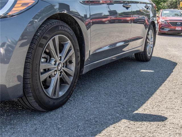 2017 Hyundai Elantra GL (Stk: P3196) in Ottawa - Image 7 of 9