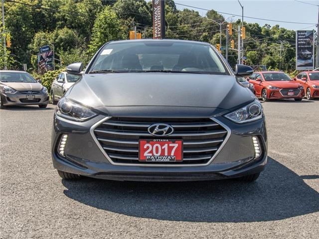 2017 Hyundai Elantra  (Stk: P3198) in Ottawa - Image 2 of 8