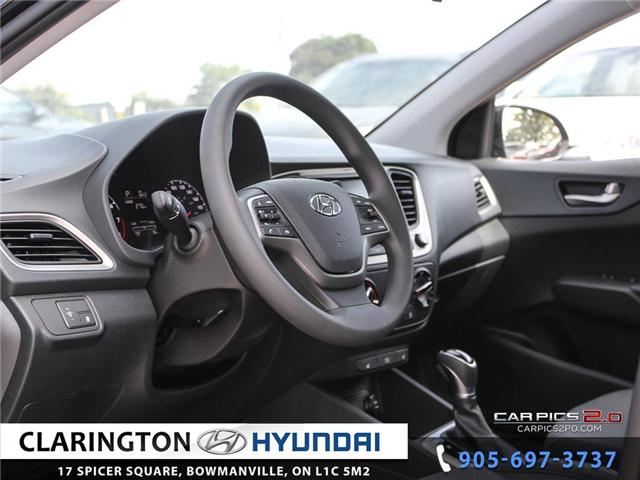 2019 Hyundai Accent Preferred (Stk: 18602) in Clarington - Image 6 of 27