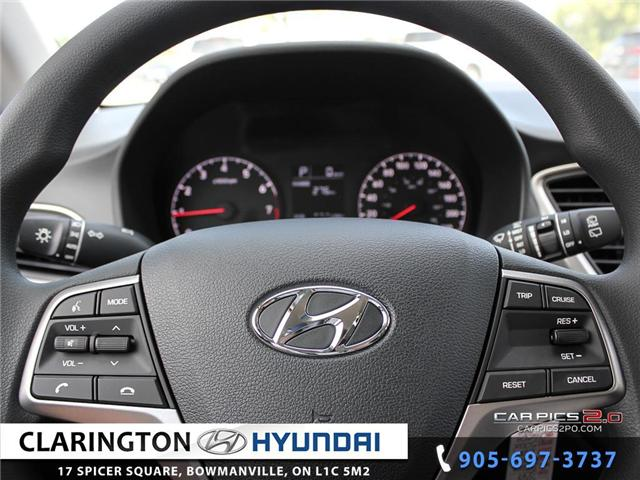 2019 Hyundai Accent Preferred (Stk: 18602) in Clarington - Image 7 of 27
