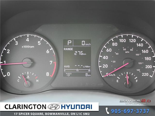 2019 Hyundai Accent Preferred (Stk: 18602) in Clarington - Image 8 of 27