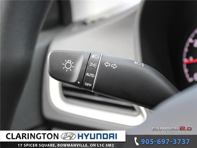 2019 Hyundai Accent Preferred (Stk: 18602) in Clarington - Image 9 of 27