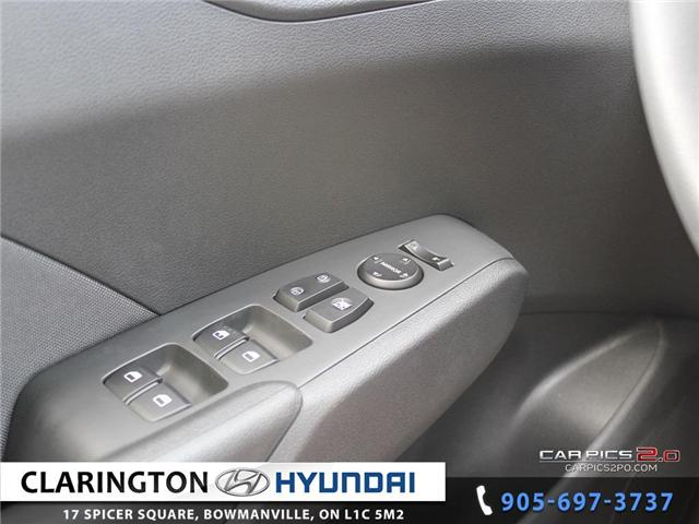 2019 Hyundai Accent Preferred (Stk: 18602) in Clarington - Image 10 of 27