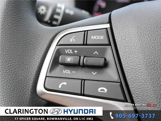 2019 Hyundai Accent Preferred (Stk: 18602) in Clarington - Image 11 of 27