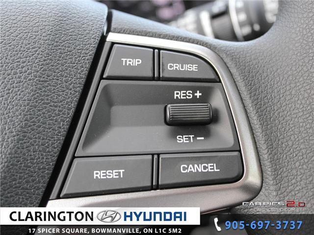 2019 Hyundai Accent Preferred (Stk: 18602) in Clarington - Image 12 of 27