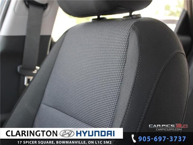 2019 Hyundai Accent Preferred (Stk: 18602) in Clarington - Image 18 of 27