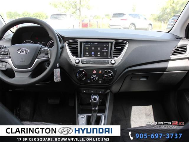 2019 Hyundai Accent Preferred (Stk: 18602) in Clarington - Image 20 of 27