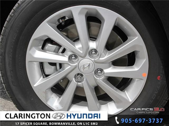 2019 Hyundai Accent Preferred (Stk: 18602) in Clarington - Image 21 of 27
