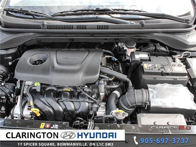 2019 Hyundai Accent Preferred (Stk: 18602) in Clarington - Image 23 of 27