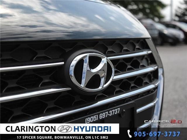 2019 Hyundai Accent Preferred (Stk: 18602) in Clarington - Image 24 of 27