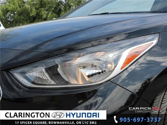 2019 Hyundai Accent Preferred (Stk: 18602) in Clarington - Image 25 of 27