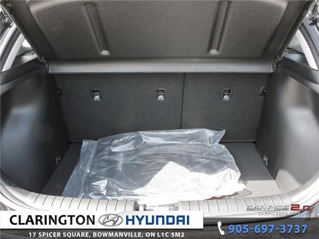 2019 Hyundai Accent Preferred (Stk: 18602) in Clarington - Image 26 of 27