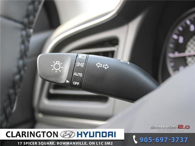 2019 Hyundai Elantra Preferred (Stk: 18605) in Clarington - Image 9 of 27