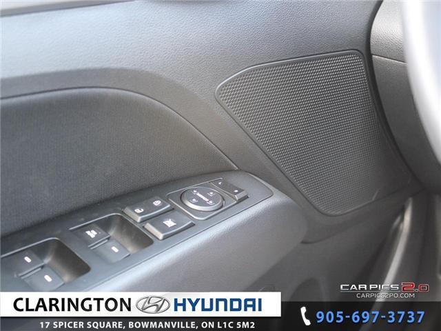 2019 Hyundai Elantra Preferred (Stk: 18605) in Clarington - Image 10 of 27