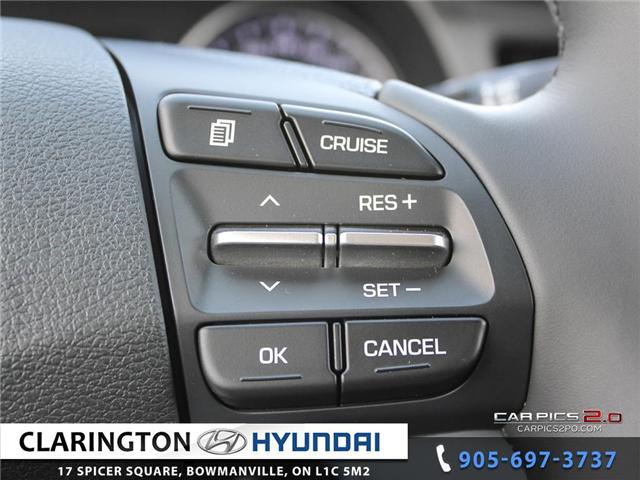 2019 Hyundai Elantra Preferred (Stk: 18605) in Clarington - Image 12 of 27