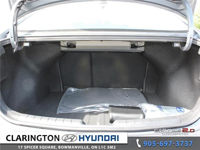 2019 Hyundai Elantra Preferred (Stk: 18605) in Clarington - Image 26 of 27