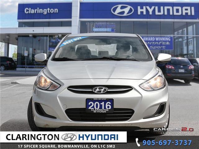 2016 Hyundai Accent GL (Stk: U765) in Clarington - Image 2 of 27