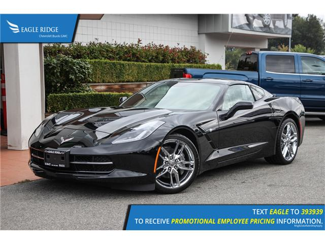 2019 Chevrolet Corvette Stingray (Stk: 93201A) in Coquitlam - Image 1 of 15