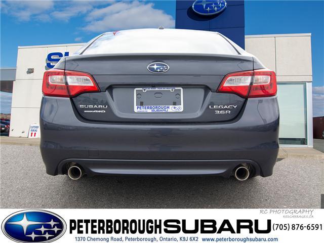 2017 Subaru Legacy 3.6R Limited (Stk: S2885) in Peterborough - Image 6 of 26