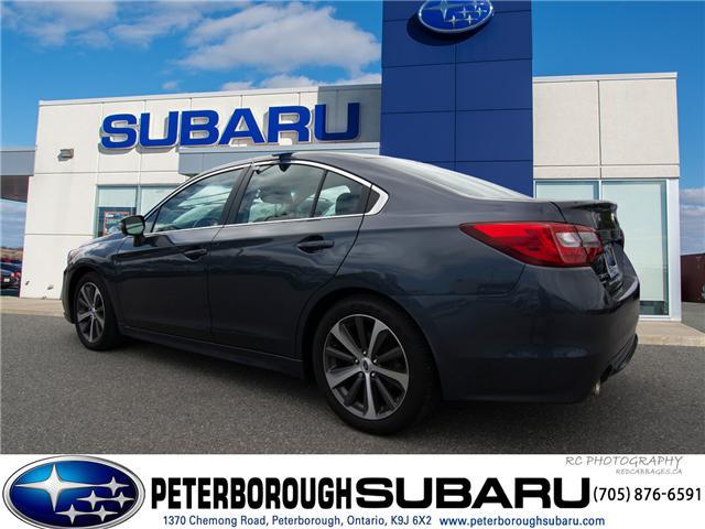2017 Subaru Legacy 3.6R Limited (Stk: S2885) in Peterborough - Image 7 of 26