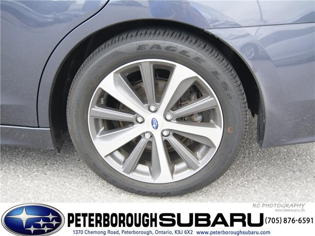 2017 Subaru Legacy 3.6R Limited (Stk: S2885) in Peterborough - Image 10 of 26