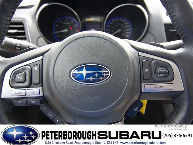 2017 Subaru Legacy 3.6R Limited (Stk: S2885) in Peterborough - Image 15 of 26