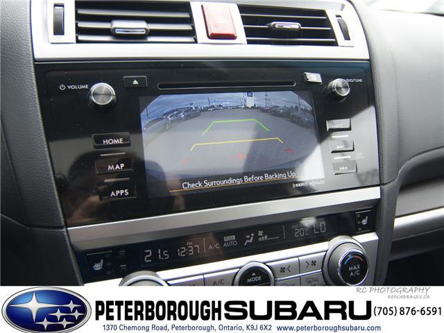 2017 Subaru Legacy 3.6R Limited (Stk: S2885) in Peterborough - Image 18 of 26
