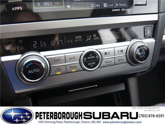 2017 Subaru Legacy 3.6R Limited (Stk: S2885) in Peterborough - Image 19 of 26